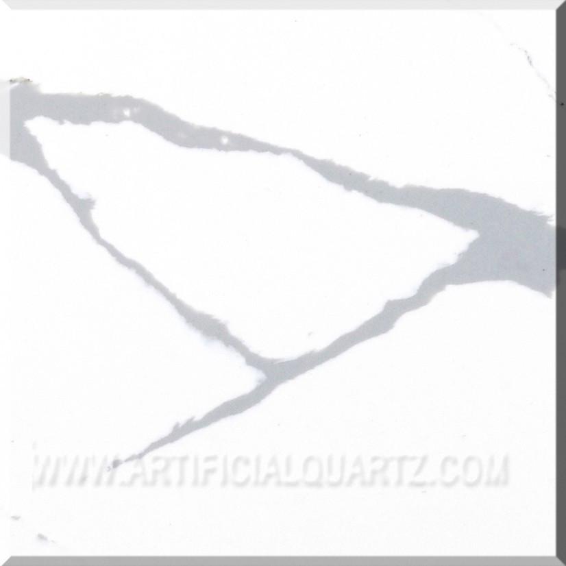 Quartz Calacatta P8017